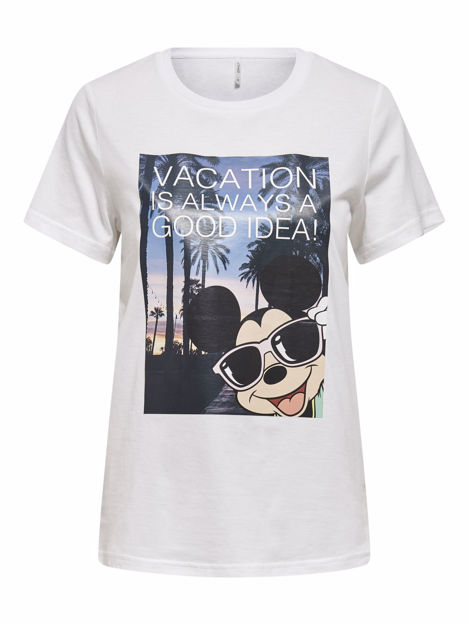ONLDISNEY LIFE REG S/S TOP BOX JRS