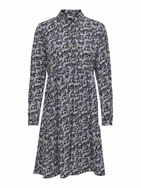 JDYPIPER L/S SHIRT DRESS WVN