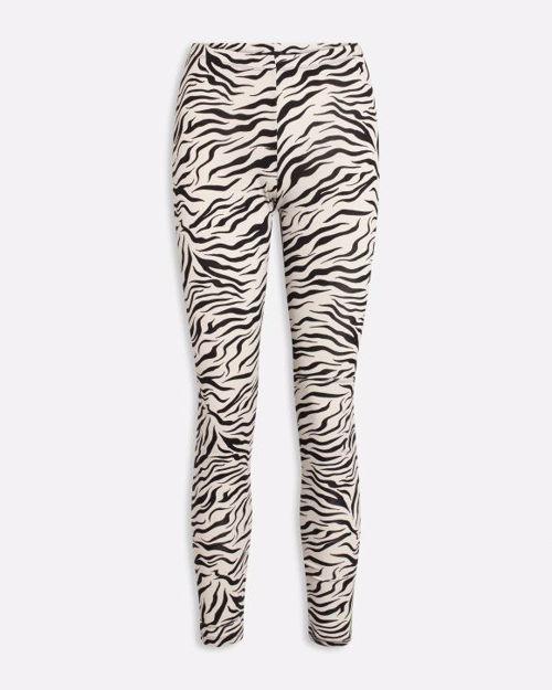 Leggins i zebra print