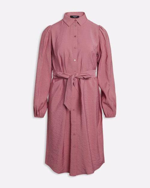 Langærmet kjole