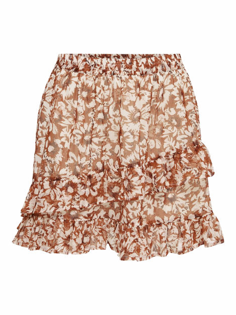 ONYVILMA SHORT SKIRT WVN