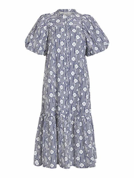VIBLUESKY S/S DRESS /RX