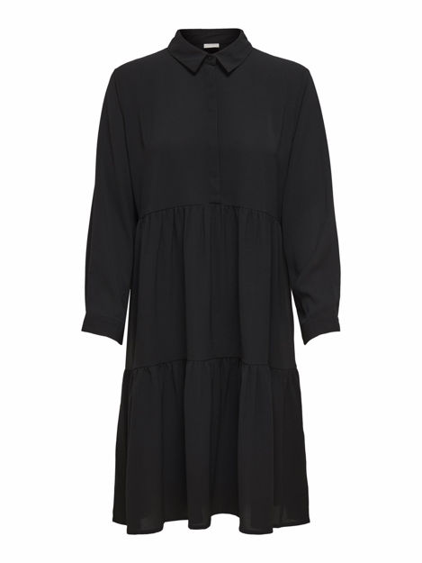 JDYPIPER L/S SHIRT DRESS WVN NOOS