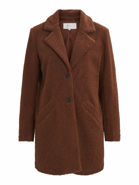 VILIOSI TEDDY COAT/SU - FAV