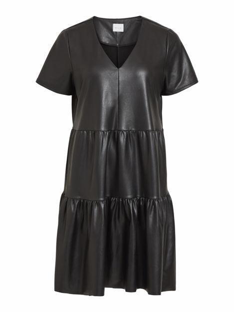 VINUGGI COATED S/S DRESS