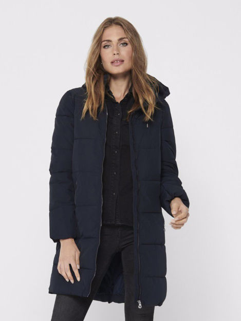 onldolly long puffer coat.