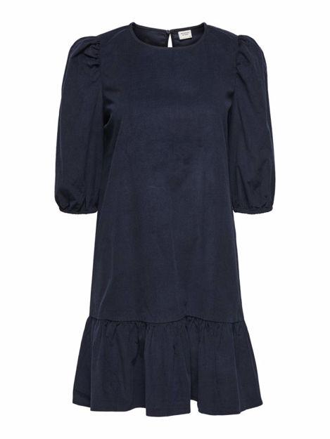 JDYCOLLINS 3/4 CORDUROY DRESS WVN