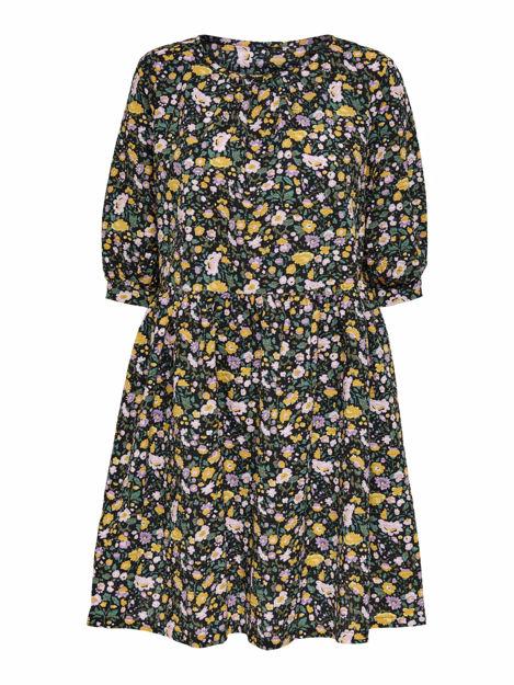 ONLLUA 2/4 SHORT DRESS WVN