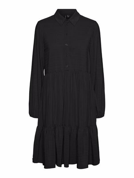 VMDRINA L/S SHORT DRESS FD20