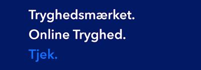 topfashion.dk er nu certificeret af Tryghedsmærket