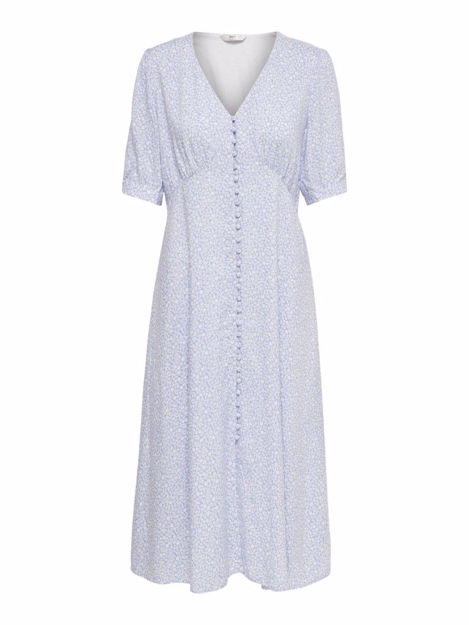 Onldaisy life ss print dress