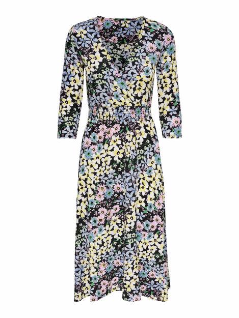 ONLSAGA 3/4 WRAP DRESS JRS