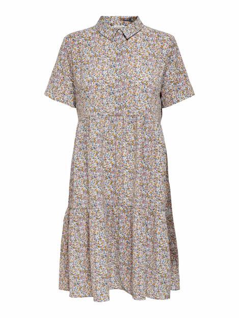 JDYPIPER S/S SHIRT DRESS WVN