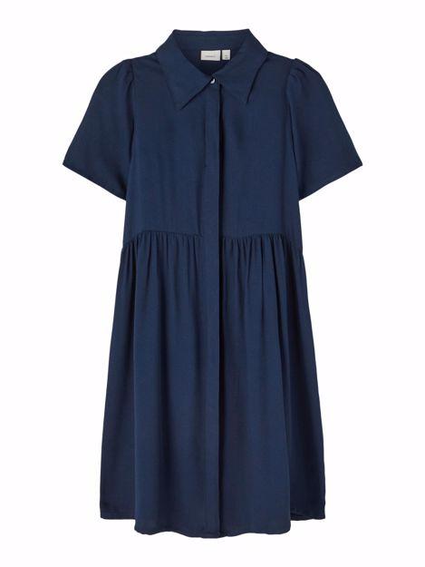 NKFflora midi ss dress
