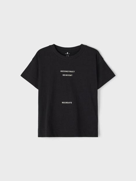 NKMjant ss Boxy t-shirt.
