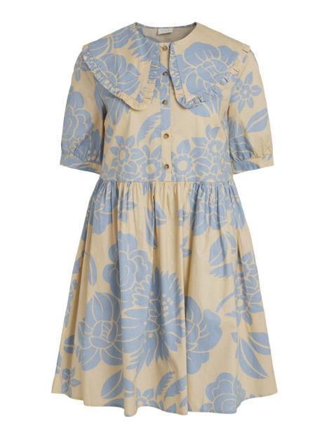 VICOLLI 2/4 SHORT DRESS /RX