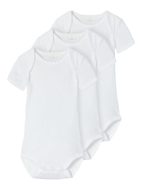 NBNBody ss solid white 2 noos