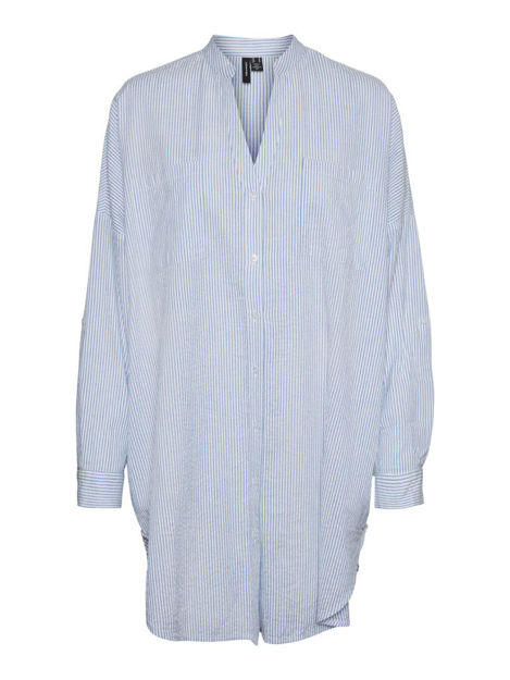 VMISABELL L/S FOLD UP TUNIC