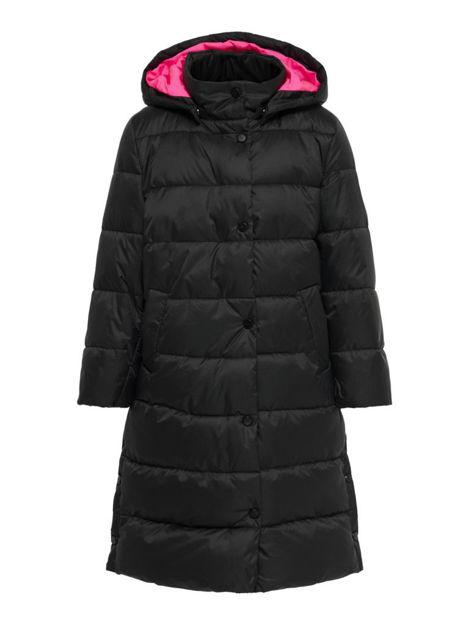KONCanace x-long padded coat