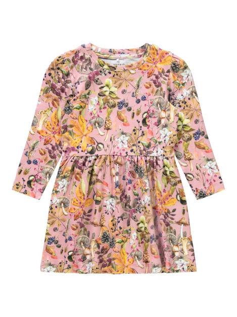 NMFLINDA LS DRESS