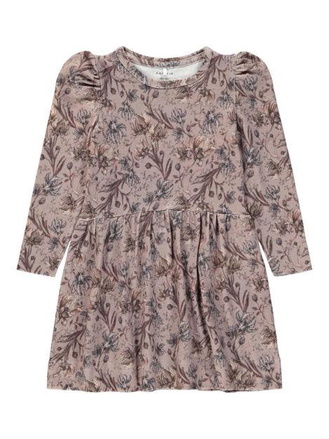 NMFLAILY LS DRESS