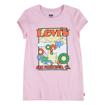 T-shirt med print s/s