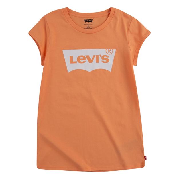 Levi's Tee - Cadmium orange