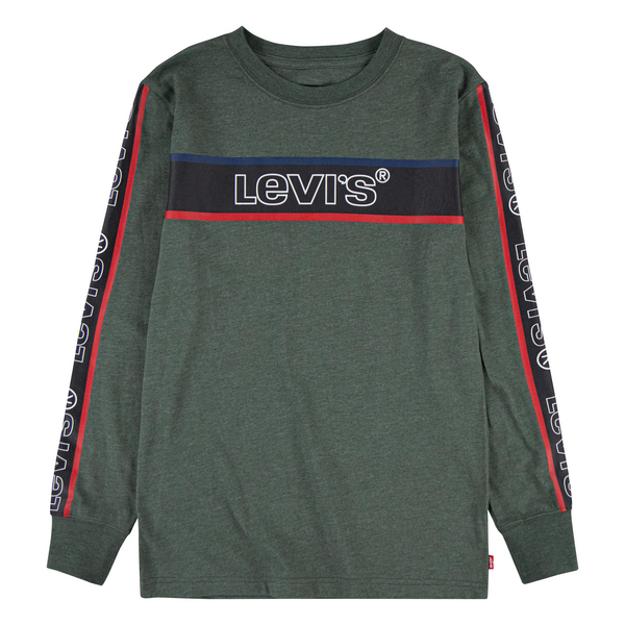 LVB long slv Graphic tee shirt