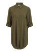 VILEENA 3/4 SHIRT DRESS