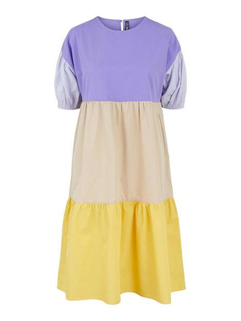LPMEGIA SS COLOUR DRESS