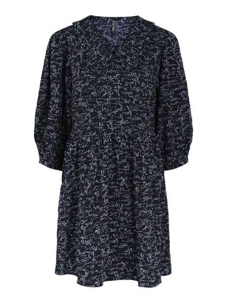 PCKELLON 3/4 DRESS BC