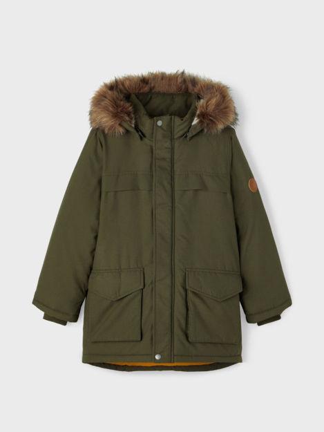 NKMMabe parka jacket pb camp