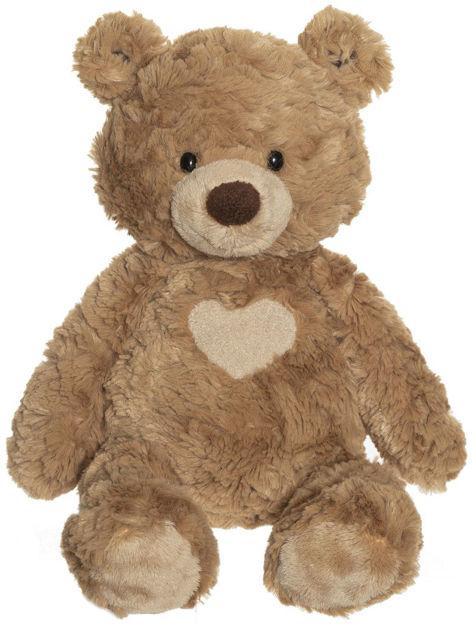Teddy Cream - bamse brun