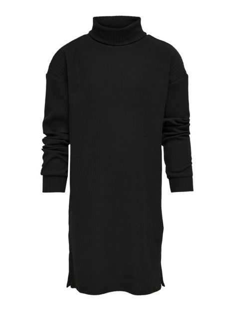 KONNELLA LS HIGHNECK DRESS